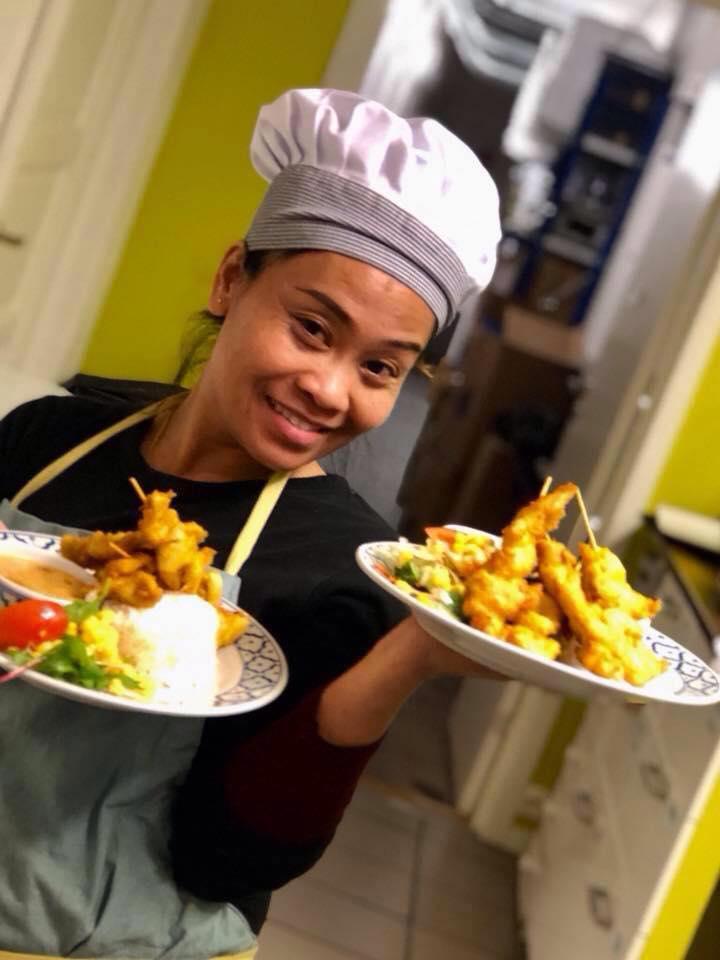 Bilde fra restauranten Siam