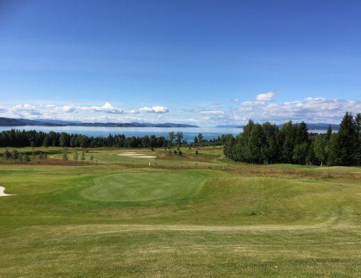 Bilde av spillebanen Stiklestad Golfklubb