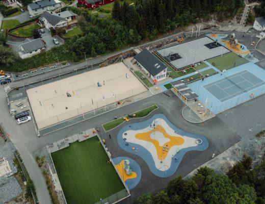 Bilde av Vinne aktivitetspark