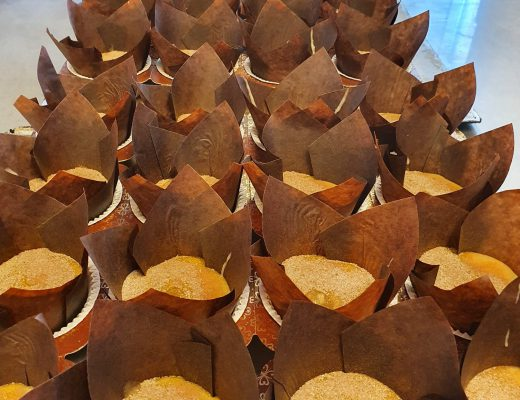 Bilde av bakervarer hos Innherredsbakeriet