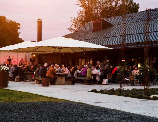 Bilde fra restaurant Skalden på Stiklestad